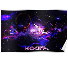 Pokemon Hoopa Poster