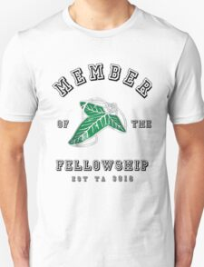 Fellowship (White Tee) Unisex T-Shirt