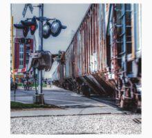 Railroad Signal Kids Tee
