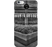 Epcot's Universe of Energy iPhone Case/Skin