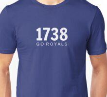 1738 (Go Royals) Unisex T-Shirt