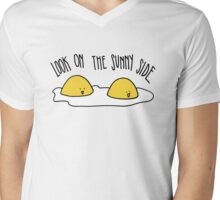 Always Look on the Sunny Side Mens V-Neck T-Shirt