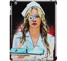 NURSE (CANVAS) iPad Case/Skin