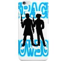 Space Cowboys Spike & Mal: V2.0 iPhone Case/Skin