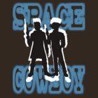 Space Cowboys Spike & Mal: V2.0 by dmbarnham