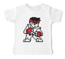 Ryu - Street Fighter Sprite Baby Tee
