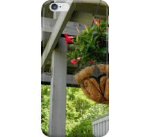 Hanging Around iPhone Case/Skin
