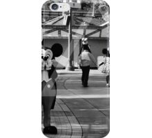 OVERFIFTEEN SORRY MICKEY iPhone Case/Skin