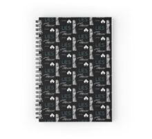 James Maslow Spiral Notebook