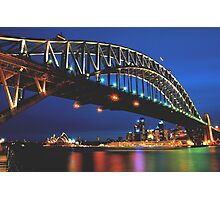 CAPTIVATING SYDNEY AUSTRALIA Photographic Print