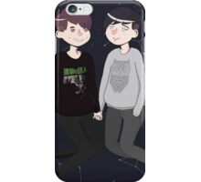 Phan&Stars iPhone Case/Skin