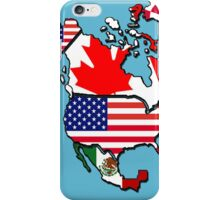 NAFTA iPhone Case/Skin