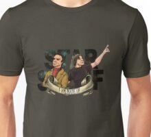 I AM STAR STUFF: Brian Cox and Carl Sagan Unisex T-Shirt