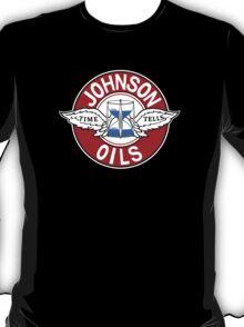 Johnson Gasolene Oils Shirt T-Shirt