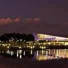 Convention Centre by Paul Moore