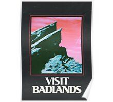 Halsey BADLANDS Poster