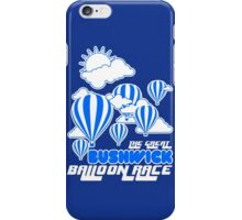 Bushwick Balloon Race, New York iPhone Case/Skin