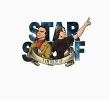 I AM STAR STUFF: Brian Cox and Carl Sagan V2.0 Unisex T-Shirt