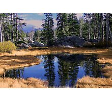Donner Pass Photographic Print