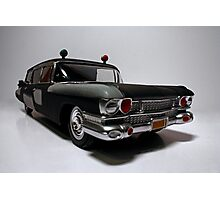 Ecto-1 (Pre-Ecto Version) Photographic Print