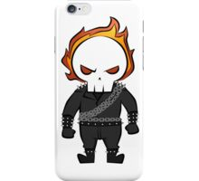 Chibi rider  iPhone Case/Skin