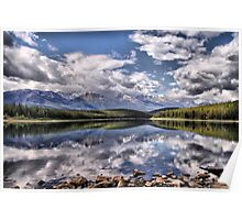 Patricia Lake, Westerly View Poster