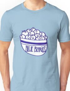 Blue Berries Unisex T-Shirt