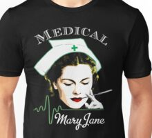 Medical Mary Jane  Unisex T-Shirt