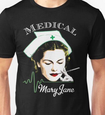 Medical Mary Jane  Unisex T-Shirt