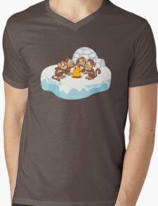 Artic Monkeys Mens V-Neck T-Shirt