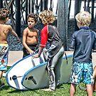 Goin' Surfin by Katy Breen