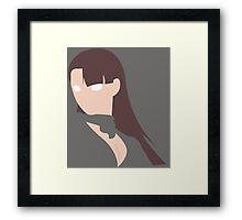 Mia Fey Framed Print