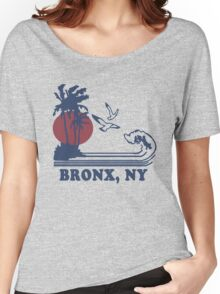 Surf The Bronx, NY Women's Relaxed Fit T-Shirt