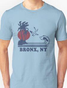 Surf The Bronx, NY Unisex T-Shirt