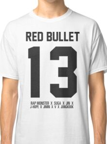 RED BULLET 13 Classic T-Shirt