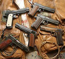 Colt 1911 by mitchcornacchia
