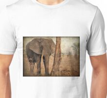 ALL IN AUTUM - WHEN IS SPRING? - THE AFRICAN ELEPHANT -Loxodonta Africana Unisex T-Shirt