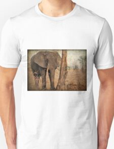 ALL IN AUTUM - WHEN IS SPRING? - THE AFRICAN ELEPHANT -Loxodonta Africana T-Shirt