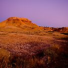 Painted Desert Pre dawn by bettyb