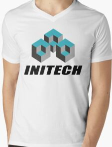Initech Corp. Mens V-Neck T-Shirt
