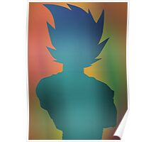 Goku Super Saiyan Poster