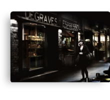 Melbourne's Laneways & Alleys 3 Canvas Print