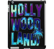 Hollywood Land iPad Case/Skin