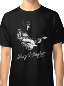 Rory Gallagher Irish tour 74 Classic T-Shirt
