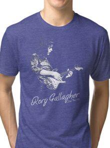 Rory Gallagher Irish tour 74 Tri-blend T-Shirt