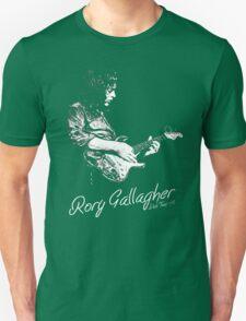 Rory Gallagher Irish tour 74 T-Shirt