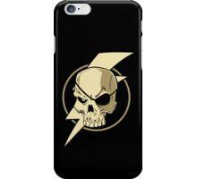 SQUADRON 13 VINTAGE LIGHTNING LOGO iPhone Case/Skin