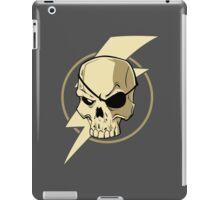 SQUADRON 13 VINTAGE LIGHTNING LOGO iPad Case/Skin