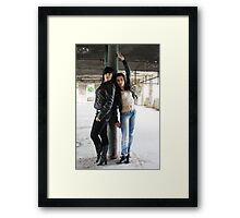 PhotoShoot in the old mill #005 Framed Print