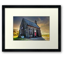 Old Church (Please Enlarge) Framed Print